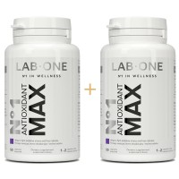 N°1 Antioxidant Max - Double Pack ( 2 x 50 capsules)