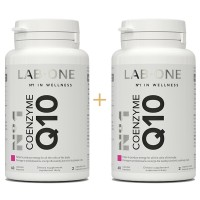N°1 Coenzyme Q10 Double Pack (2 x 60 capsules)