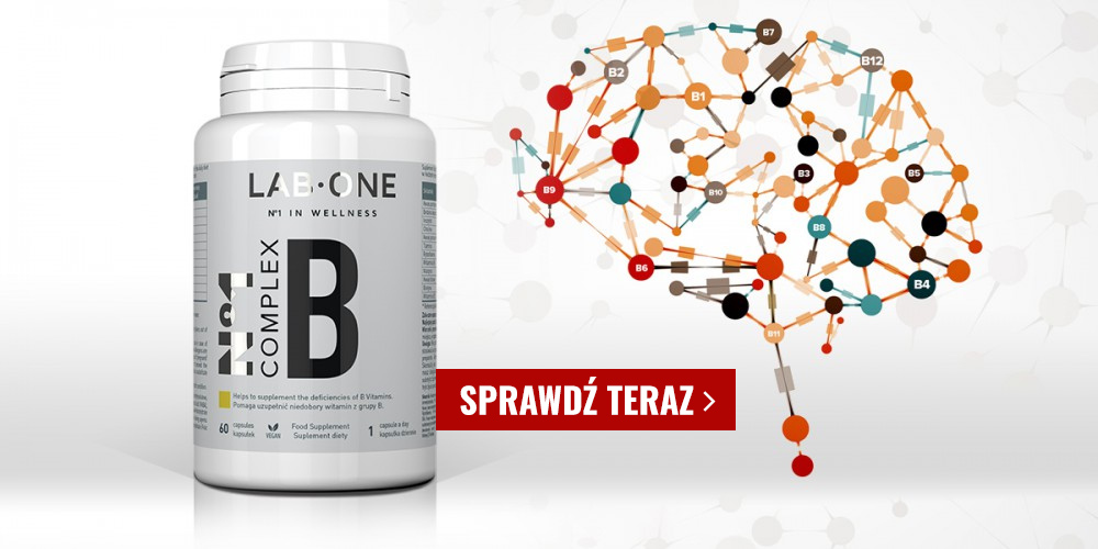 Witaminy BLabOne Complex BNo1